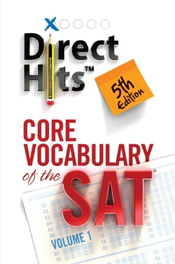 Core Vocabulary of the SAT (Paperback)