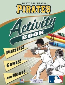 Pirates Activity Book (Paperback)