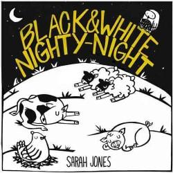 Black & White Nighty-Night (Board book)