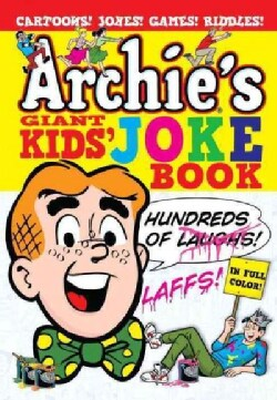 Archie's Giant Kids' Joke Book (Paperback)