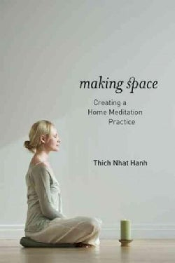Making Space: Creating a Home Meditation Practice (Paperback)