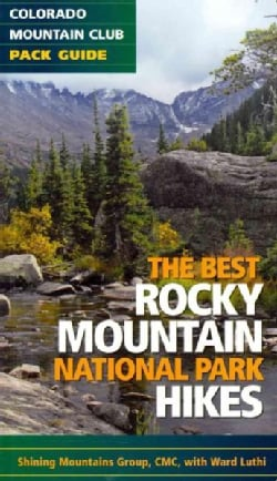The Best Rocky Mountain National Park Hikes (Paperback)