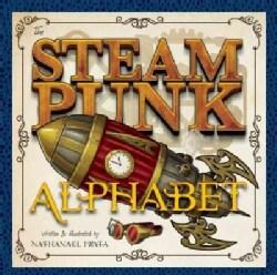 Steampunk Alphabet (Hardcover)