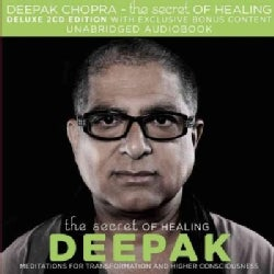 The Secret of Healing (CD-Audio)