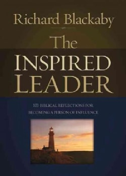 The Inspired Leader: 101 Biblical Reflections for Becoming a Person of Influence (Paperback)