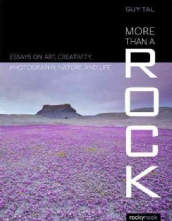 More Than a Rock: Essays on Art, Creativity, Photography, Nature, and Life (Paperback)