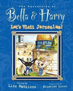 Let's Visit Jerusalem! (Hardcover)