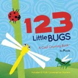 123 Little Bugs (Board book)