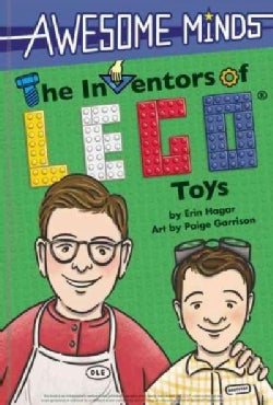 The Inventors of Lego Toys (Hardcover)