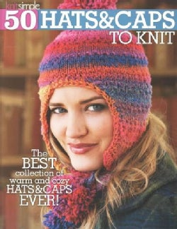 50 Hats & Caps to Knit (Paperback)