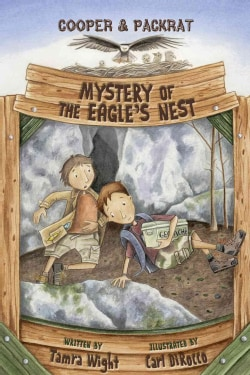 Mystery of the Eagle's Nest (Hardcover)
