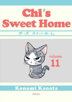 Chi's Sweet Home 11 (Paperback)