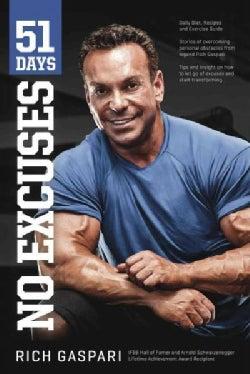 51 Days No Excuses (Paperback)