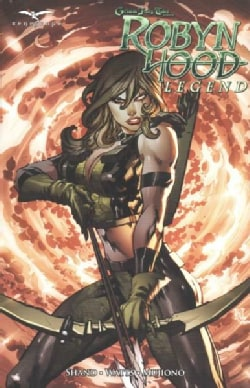 Grimm Fairy Tales Presents Robyn Hood Legend (Paperback)