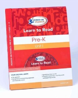 Hooked on Phonics Learn to Read: Pre-K Level 1