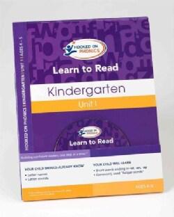 Hooked on Phonics Learn to Read: Kindergarten, Unit 1