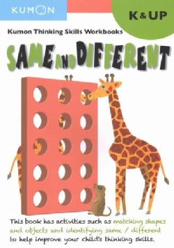 Same and Different: K & Up (Paperback)