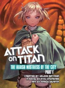 The Harsh Mistress of the City (Paperback)