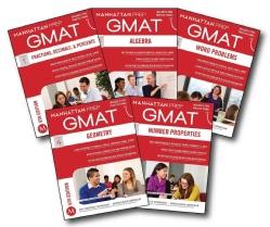 Quantitative GMAT Strategy Guide Set