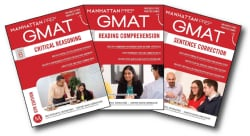 GMAT Verbal Strategy Guide Set (Paperback)