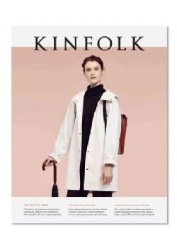Kinfolk: The Winter Issue (Paperback)