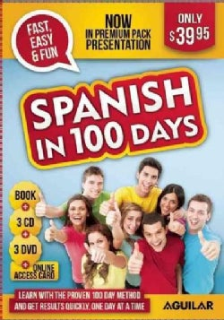 Spanish in 100 Days Premium Pack