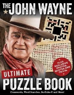 The John Wayne Ultimate Puzzle Book (Paperback)