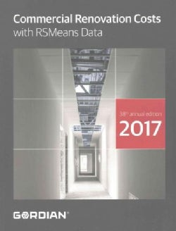 Commercial Renovation Costs 2017: With RSMeans Data (Paperback)