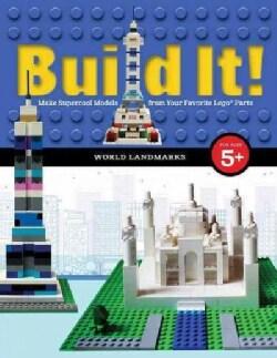 World Landmarks: Make Supercool Models With Your LEGO Classic Set (Paperback)