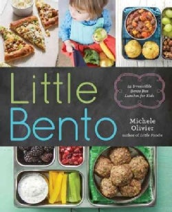 Little Bento: 32 Irresistible Bento Box Lunches for Kids (Paperback)