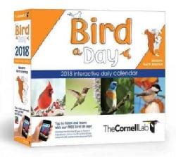 Bird-a-day 2018 Daily Calendar: Western North America (Calendar)