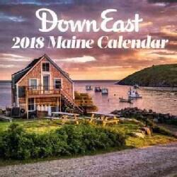 Maine 2018 Calendar (Calendar)