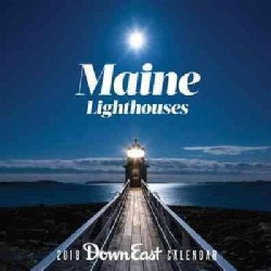 Maine Lighthouses 2018 Calendar (Calendar)