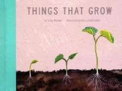 Things That Grow (Hardcover)