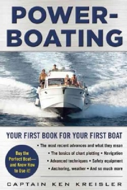 Powerboating: Your First Book for Your First Boat (Hardcover)