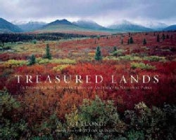 Treasured Lands: A Photographic Odyssey Through America's National Parks (Hardcover)
