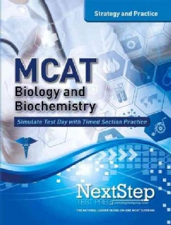 MCAT Biology and Biochemistry: Strategy and Practice (Paperback)