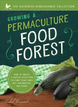 Growing a Permaculture Food Forest: How to Create a Garden Ecosystem You Only Plant Once but Can Harvest for Years (Paperback)