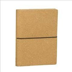 Ciak Eco Cork/Brown Leather Journal (Notebook / blank book)