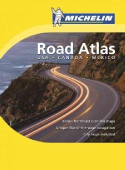 Michelin Road Atlas: USA - Canada - Mexico (Paperback)
