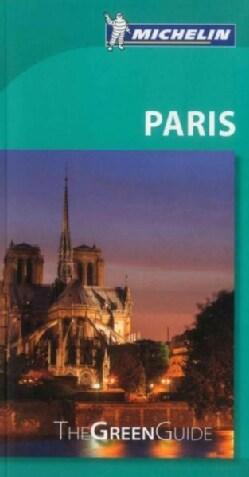 Michelin Green Guide Paris (Paperback)
