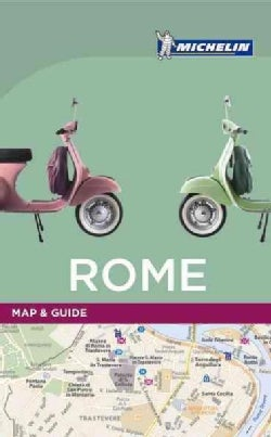 Michelin Map & Guide Rome (Sheet map)