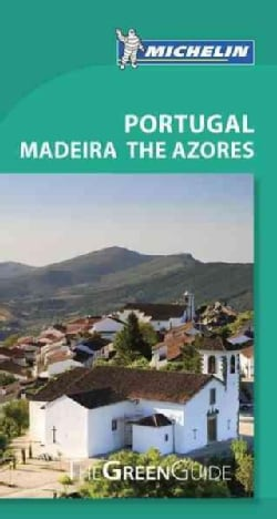 Michelin Green Guide Portugal Madeira the Azores (Paperback)