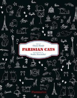 Parisian Cats (Hardcover)