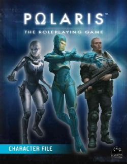 Polaris The Role Playing Game Character File (Paperback)