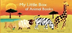 My Little Box of Animal Books (Board book)