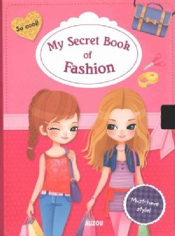 My Secret Book of Fashion (Hardcover)