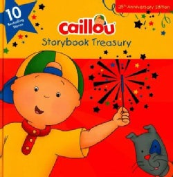 Caillou Storybook Treasury (Hardcover)