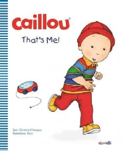 My Name is Caillou (Hardcover)