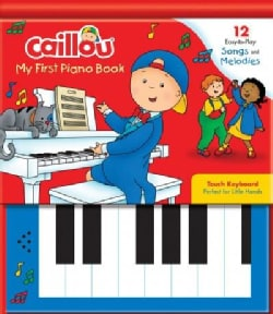 My First Piano Book: My First Piano Book (Board book)